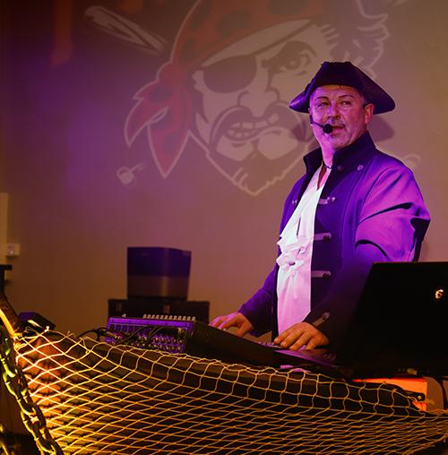 photo theme pirate